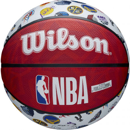 Wilson NBA ALL TEAM BALL - Баскетболна топка