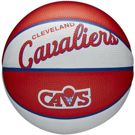 Wilson NBA RETRO MINI CAVS
