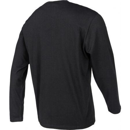 Koszulka męska - Russell Athletic L/S CREWNECK TEE SHIRT - 3