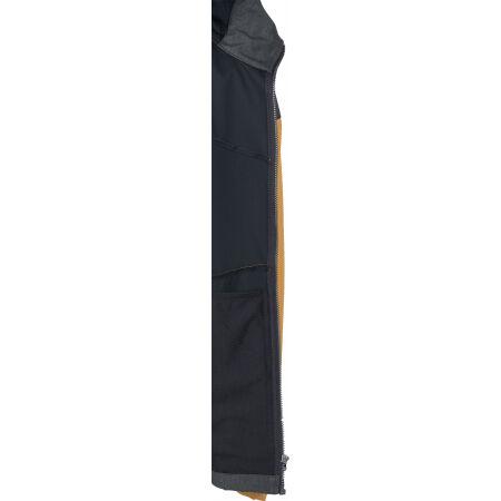Pánska softshellová bunda - Hannah LENIX - 4