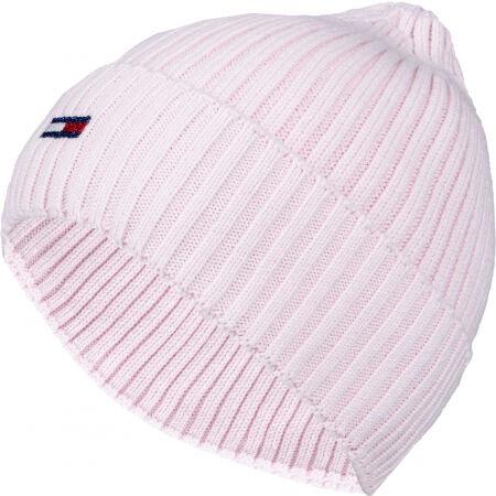 Tommy Hilfiger TJW ESS FLAG BEANIE - Dámska zimná čiapka