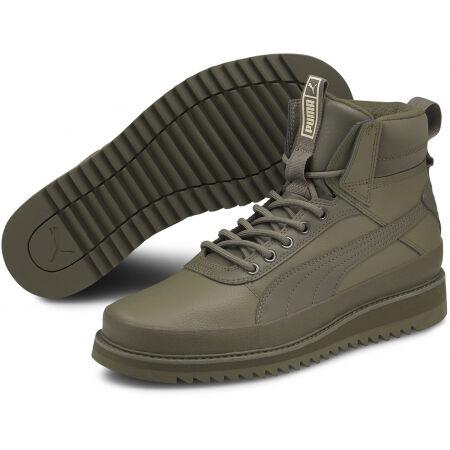 Puma DESIERTO V2 WTR - Pánské zimní boty