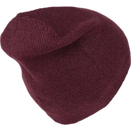 Pánská zimní čepice - Calvin Klein BASIC WOOL NO FOLD BEANIE - 2