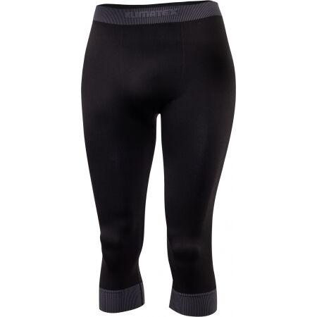 Klimatex DEVYN - Men's 3/4 length seamless leggings