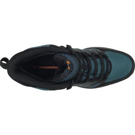 Pánská treková obuv - Crossroad DARKON WP - 5