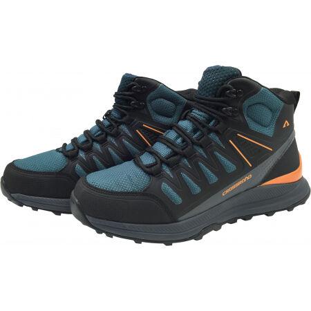 Pánská treková obuv - Crossroad DARKON WP - 2