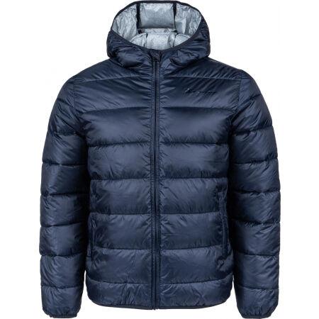 Champion HOODED JACKET - Мъжко капитонирано яке