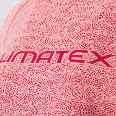 Dámské bezešvé triko s 3/4 rukávem - Klimatex LOKE - 3