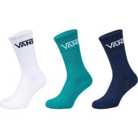 Vans MN CLASSIC CREW - Unisexové ponožky
