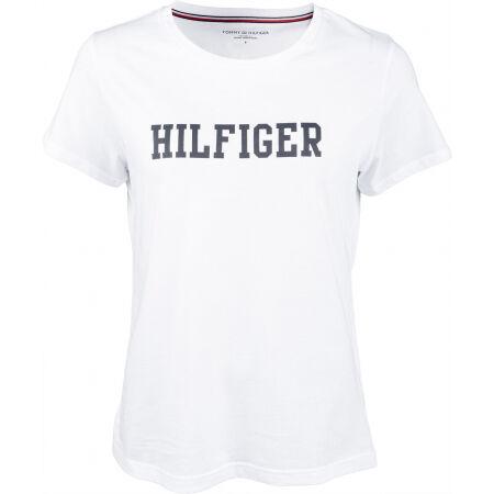 Tommy Hilfiger CN TEE SS HILFIGER - Dámské tričko
