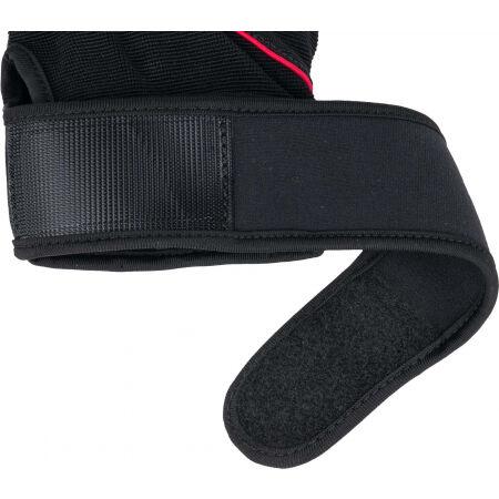 Kožené fitness rukavice - Fitforce FERAL - 4