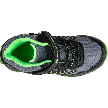 Detská mestská  obuv - ALPINE PRO JACOBO K MID - 5