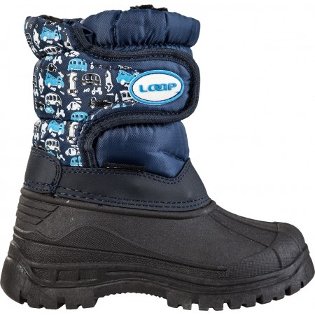 JERRY - Children's winter shoes - Loap JERRY - 2