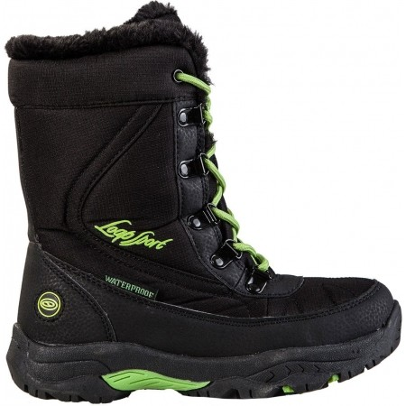 Detská zimná obuv - Loap ICE KID - 2