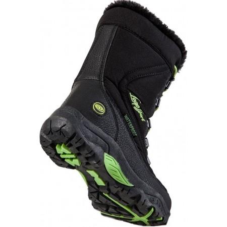 Detská zimná obuv - Loap ICE KID - 5