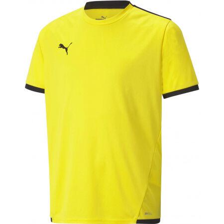 Puma TEAM LIGA JERSEY JR - Juniorské fotbalové triko