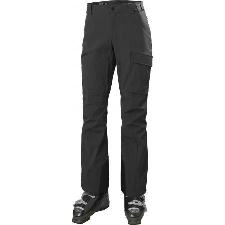 Helly Hansen W ODIN MOUNTAIN SOFTSHELL PANT - Dámské softshellové lyžařské kalhoty
