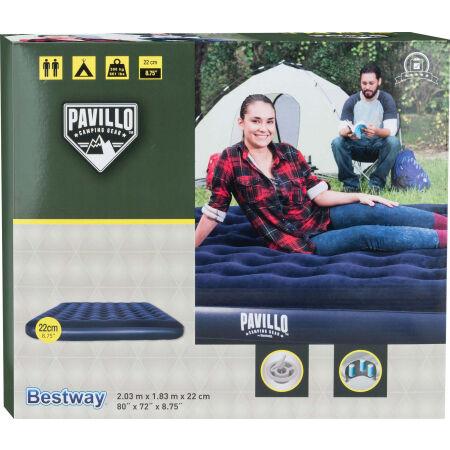 KING FLOCKED MAT - Inflatable mattress - Bestway KING FLOCKED MAT - 2