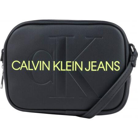 Calvin Klein SCULPTED CAMERA BAG MONO - Women's shoulder bag
