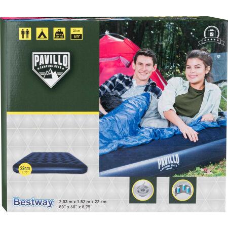 QUEEN FLOCKED MAT - Inflatable mattress - Bestway QUEEN FLOCKED MAT - 2