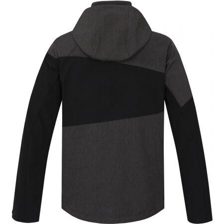Pánska softshellová bunda - Hannah LENIX - 2