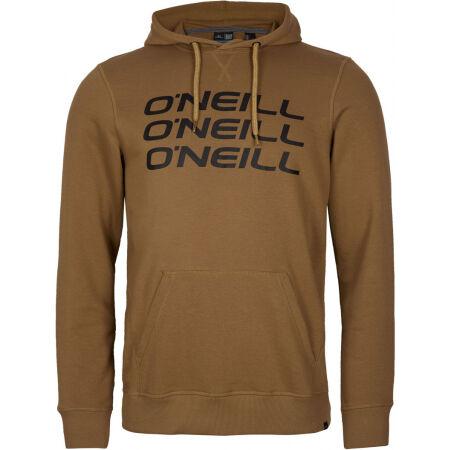 Bluza męska - O'Neill TRIPLE STACK HOODIE - 1