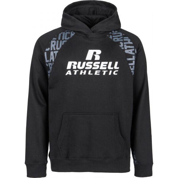 Russell Athletic PULLOVER HOODY - Pánska mikina