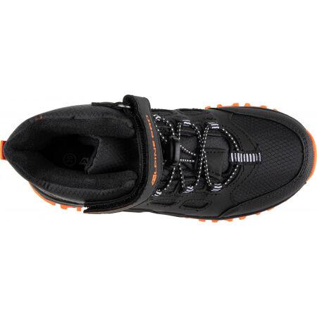 Dětská outdoorová obuv - ALPINE PRO KIMORO - 5