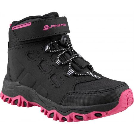 ALPINE PRO KIMORO - Detská outdoorová obuv