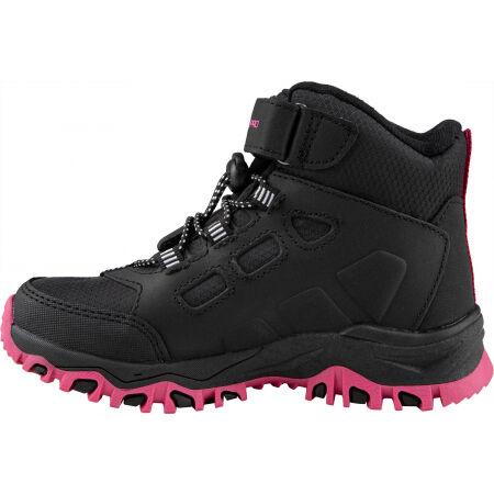 Dětská outdoorová obuv - ALPINE PRO KIMORO - 4