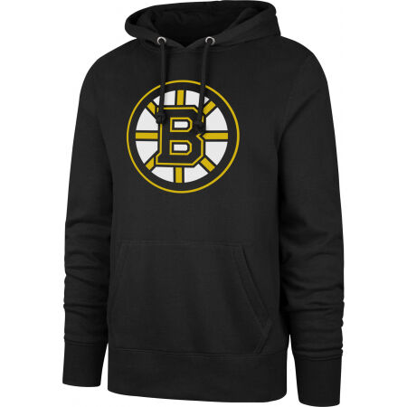 47 NHL BOSTON BRUINS IMPRINT BURNSIDE HOOD - Bluza męska