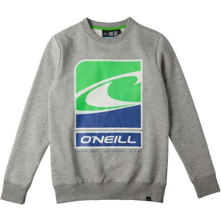 O'Neill FLAG WAVE CREW SWEATSHIRT - Bluza chłopięca