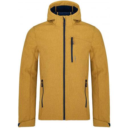 Loap LECAR - Pánská softshellová bunda