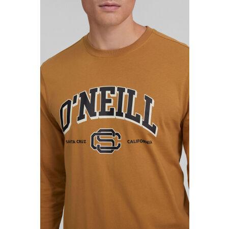 Koszulka męska z długim rękawem - O'Neill SURF STATE LS T-SHIRT - 5