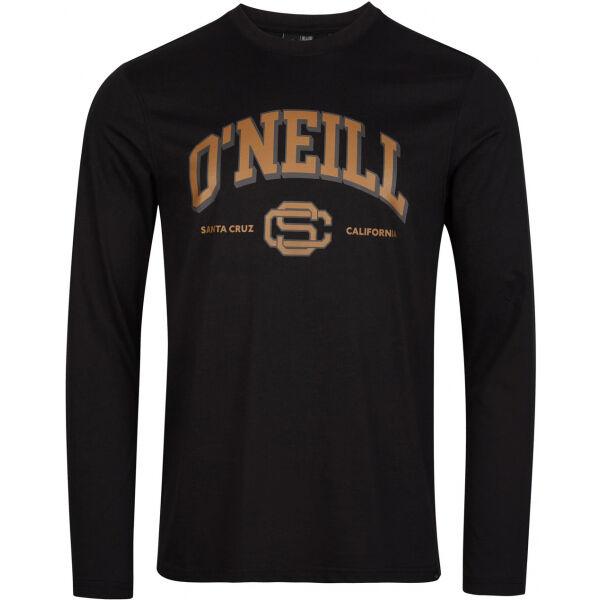 O'Neill SURF STATE LS T-SHIRT  L - Pánské triko s dlouhým rukávem