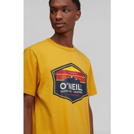 Koszulka męska - O'Neill MTN HORIZON SS T-SHIRT - 3