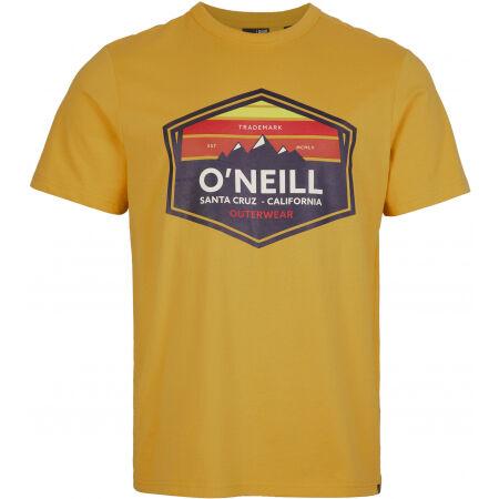 O'Neill MTN HORIZON SS T-SHIRT - Мъжка тениска