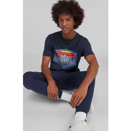 Koszulka męska - O'Neill MTN HORIZON SS T-SHIRT - 6