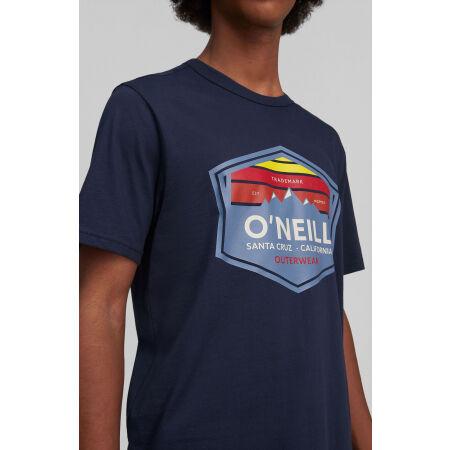 Koszulka męska - O'Neill MTN HORIZON SS T-SHIRT - 5