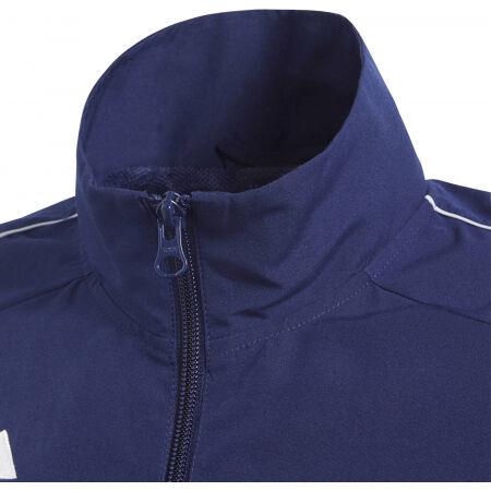 Boys' football jacket - adidas CORE18 PRE JKTY - 3