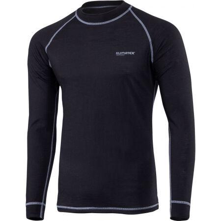 Klimatex MENT - Мъжка вълнена тениска