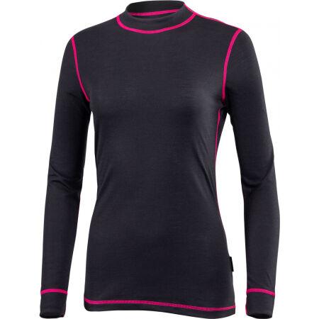 Klimatex SOTA - Dámské vlněné triko s dlouhým rukávem