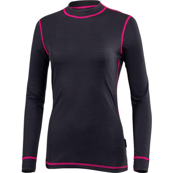 Klimatex SOTA - Dámske vlnené tričko s dlhým rukávom