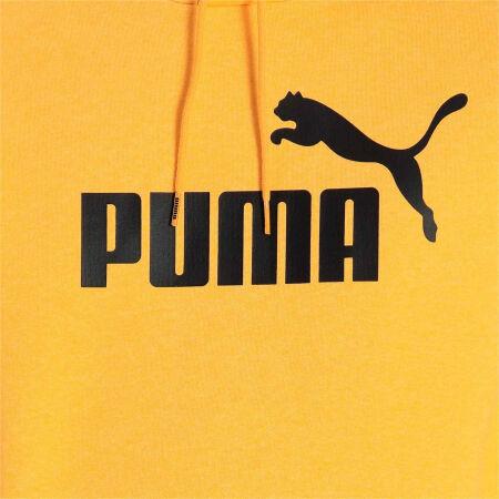 Мъжки  суитшърт - Puma ESS HEATHER HOODIE - 4