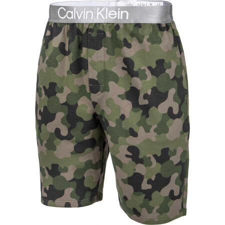 Calvin Klein SLEEP SHORT - Pantaloni scurți tip pijama pentru bărbați