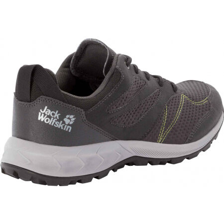 Men's trekking shoes - Jack Wolfskin WOODLAND LOW M - 2