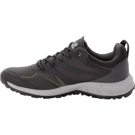 Men's trekking shoes - Jack Wolfskin WOODLAND LOW M - 4