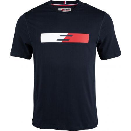 Tommy Hilfiger GRAPHIC TEE - Pánské tričko
