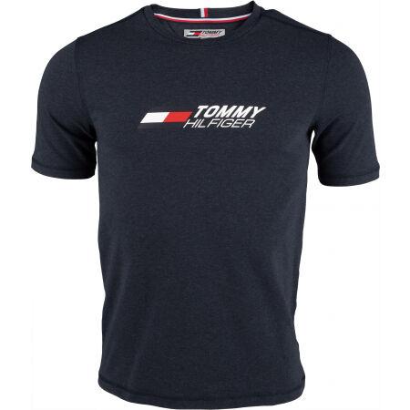Tommy Hilfiger LOGO TEE - Pánské tričko