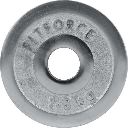 Fitforce WEIGHT DISC PLATE 1,5KG CHROME